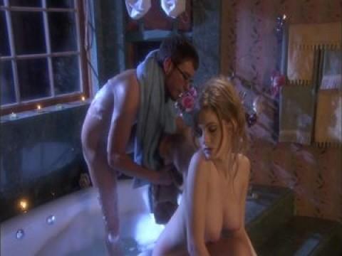 Faye Reagan Soapy Massage