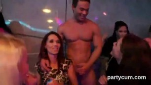 Naughty kittens get totally fierce and nude at hardcore party