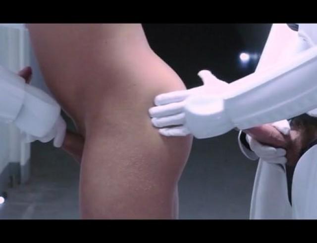 Star Wars 4 A Gay XXX Parody Hector De Silva Luke Adams Paddy OBrian Troopers gay boys porn