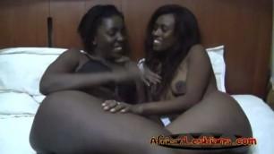 Ebony sluts lesbians licking pussy face sitting