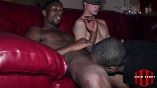 GAYPORNFILE.COM - HHK White Thugs and Big Black Dicks BB 480p