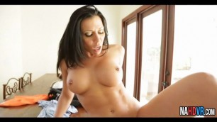 Perfect Ass Brunette Fucked Rachel Starr