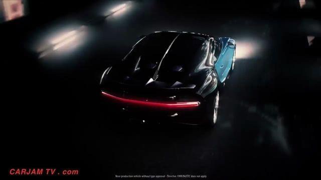 Bugatti Chiron Commercial First Official New Bugatti Chiron World Premiere 2016 CARJAM TV 720p