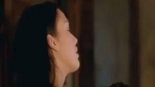 Sexy scene with Jessica Alba