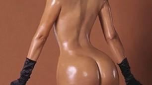 Kim kardashian naked on cam