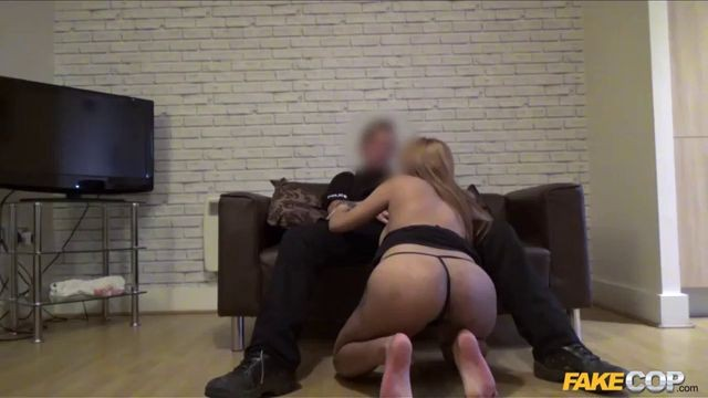 Fakecop Asian Wife Cheats With Policeman Asia English Sweet Pussy Fucked