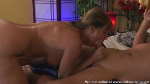 A mom from Milfsexdating Net has a pervert for a son