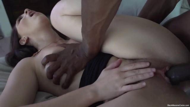 Nickey Huntsman Interracial Anal Dream Milf Sucks Dick