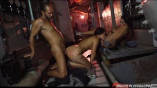 Busty Porn Star Videos Eva Lovia Franceska Jaimes Monarch
