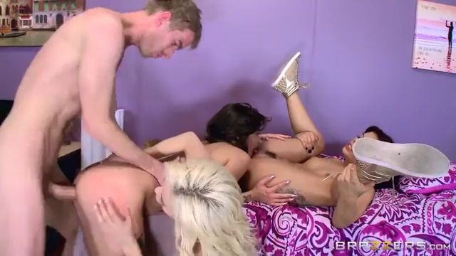 The Cocksuckers Club Elsa Jean Gia Paige Gina Valentina Danny D Love To Suck Pussy