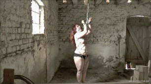 BBW CHAINED AND HELPLESS