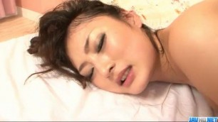 Risa Murakami threesome porn show in hardcore scenes