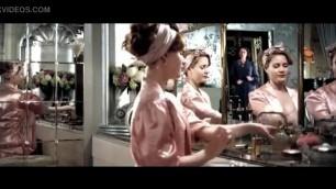 Amy Adams on sexy lingerie Miss Pettigrew