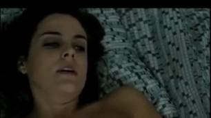 Delightful Riley Keough naked in sex and masturbation scenes