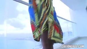 Karina Black woman with a big booty and plump tits Mujerona Con Tetas htm