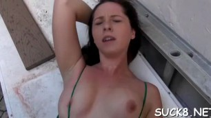 Have a fun watching the passionate sex scene with Fira playgirl