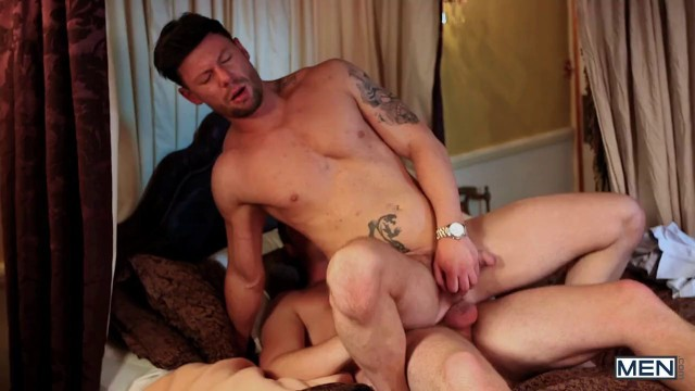 A Royal Fuckfest Part 1 Sexy guys Connor Maguire Theo Reid