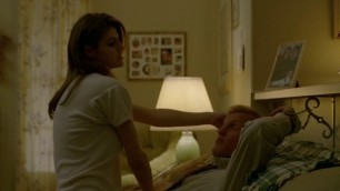 Beautiful Alexandra Daddario nude in True Detective 12 HD