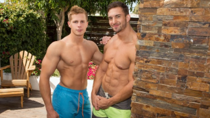 Seancody - Nixon And Joey: Bareback Fuck In Floor