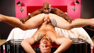 Men - Romance For The Night Jack Vidra And Max Konnor Fuck In BDSM Room
