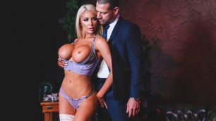 Nicolette Shea Has Sex At This Hot Nights Scene 2