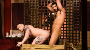 Men - Masseur Chris Loan Knows Exactly How To Give Jean Franko What He Wants