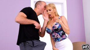 Help Please! He Fucks Me Too Hard Said Alexis Fawx