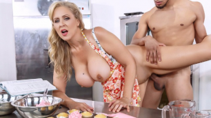 Hot Milf Julia Ann In Glazed And Cumfused