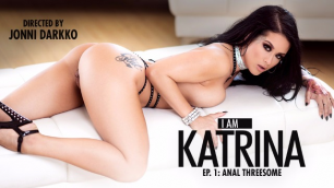 Evil Angel - I Am Katrina Jade Scene 1: Anal Threesome
