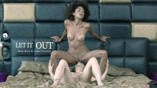 Babes Lesbians Luna Corazon And Rina Ellis Love Each Other In Let It Out