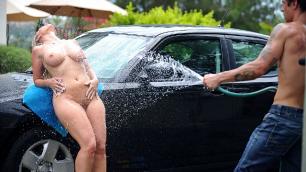 Best Friend's Mom Down At The Cock Wash Devon Lee