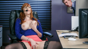 Stick To The Script With A Sexual Assistant Lauren Phillips