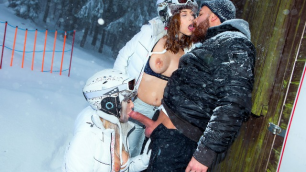 Digitalplaygrounds - Ski Bums Episode 3 Male Hunting Antonia Sainz, Nikky Dream