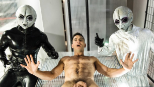 Men - Anal Abduction With Muscular Mens Francois Sagat , Lukas Daken , Paddy O'Brian