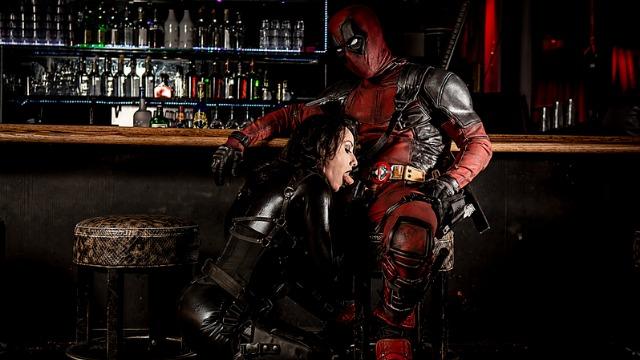 Wicked - Deadpool XXX - An Axel Braun Parody, Scene 2 Jennifer White Sucks Very Deep