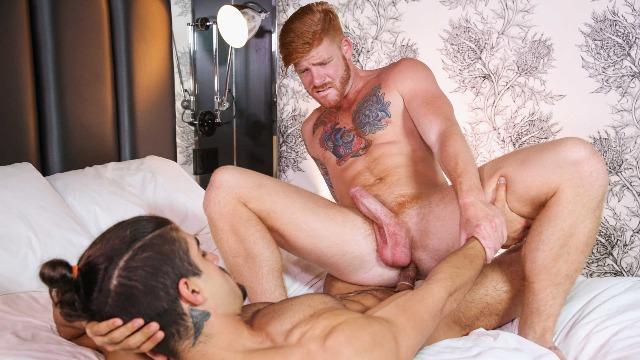 Men - Last Night You Was Fucked Hard Bennett Anthony , Diego Sans