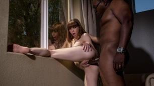Babes - Alexa Nova Gets Even Black Cock
