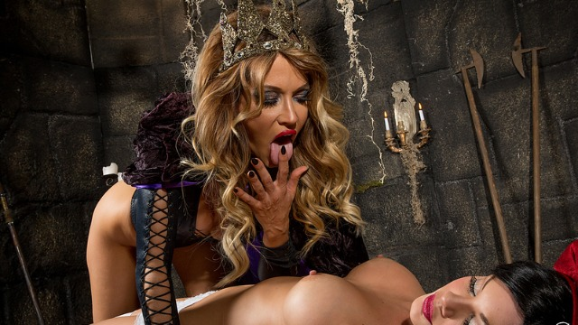 Wicked - Snow White XXX: An Axel Braun Parody, Scene 4 Jessica Drake Dominates Riley Steele