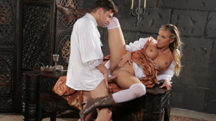 Wicked -  Cinderella XXX: An Axel Braun Parody, Scene 5 Samantha Saint Hard Sex