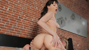 Wicked - Haunted Hearts, Scene 1 Dana DeArmond Sucks And Fucks
