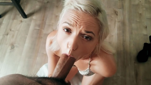 Horny Pigtails Eliza Jane Loves Cock