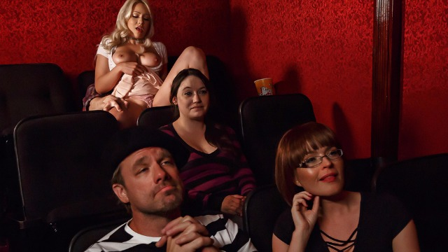 Brazzers - Cinematic Climax With Krissy Lynn And Kylie Page