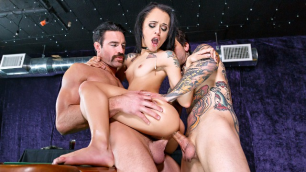 DigitalPlayground - Nasty Holly Hendrix Pool Shark