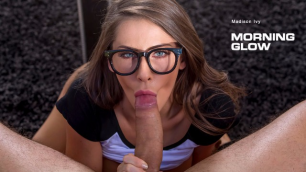 Babes - Morning Glow And Perfect Blowjob From Madison Ivy