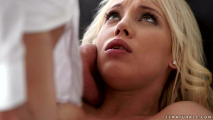 21Naturals - The Countess of Pleasure Kimber Delice Taking A Big Dick Into Her Tight Asshole