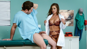 Brazzers - Ride It Out Specialist Doctor Abigail Mac