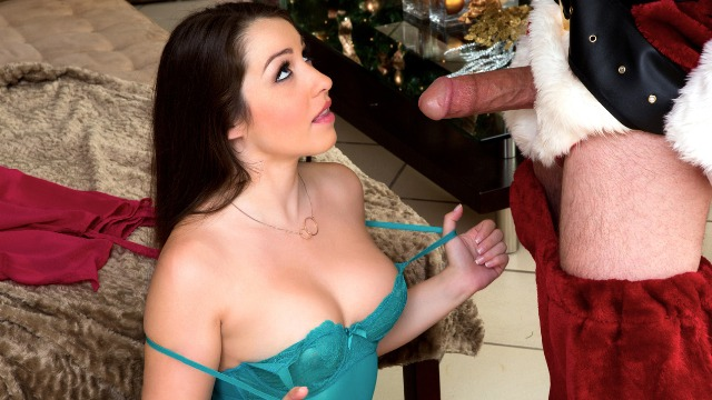 Digital Playground - All Dirty Santa Want For Christmas Is A Fuck Lola Foxx, Episode 2