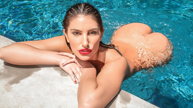 Digital Playground - A Good Day With August Ames