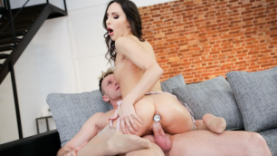 21Sextury - Lilu Moon With Anal Toy In Booty Diamonds