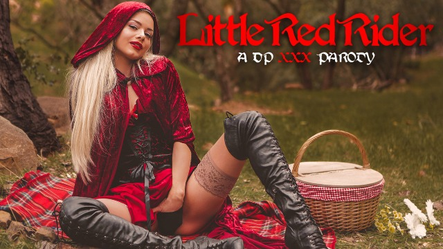 Digital Playground - Little Red Elsa Jean Loves Rider: A DP XXX Parody